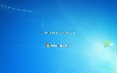 Addio a Windows 7!